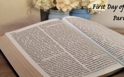 The First Day of the Week in the New Testament (part 2 of 8)